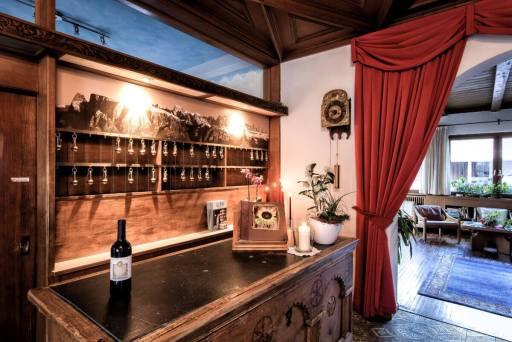 Hotel Solaia – Eingangsbereich entspanntes Ambiente