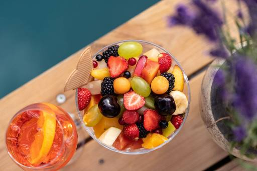 Küche – Früchtebecher mit Veneziano