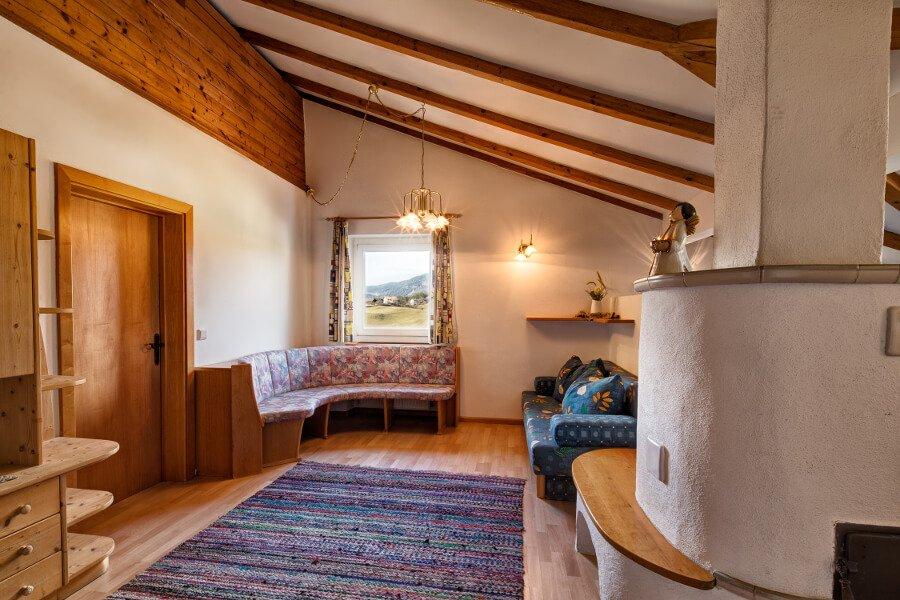 Hotel Solaia – Ferienwohnung Kaminzimmersuite