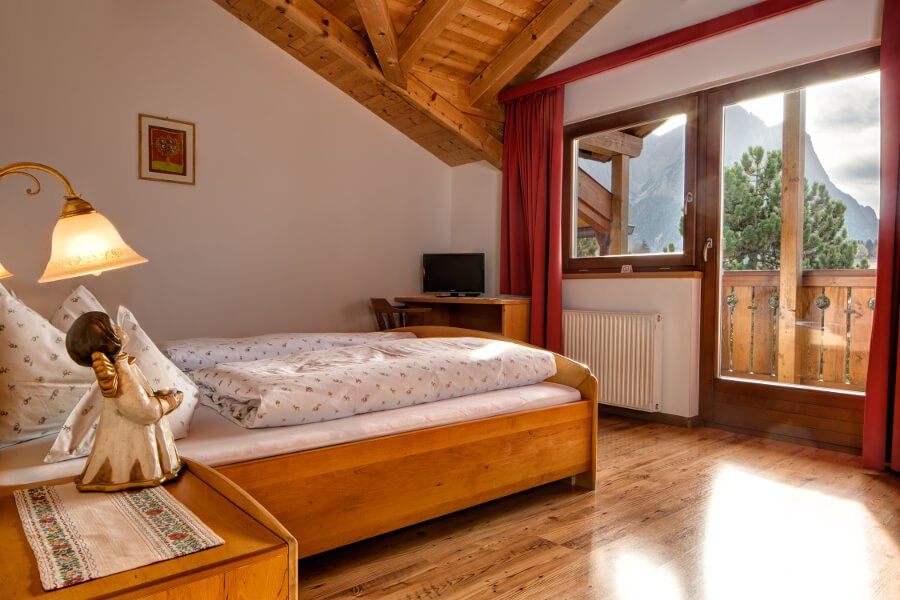 Hotel Solaia – Double Room Castelrotto