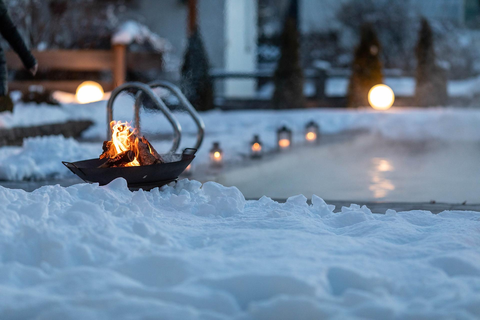 Winterzeit im Solaia