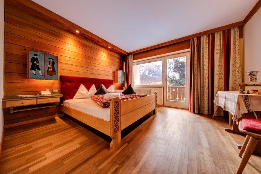 Hotel Solaia – Doppelzimmer Schlern
