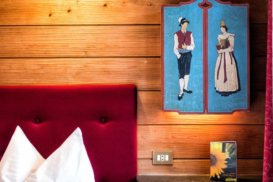 Hotel Solaia – Camera doppia Schlern