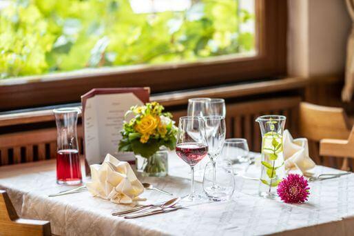 Küche - Speisesaal