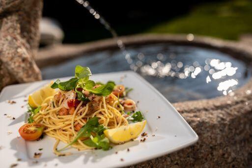 Küche - Spaghetti