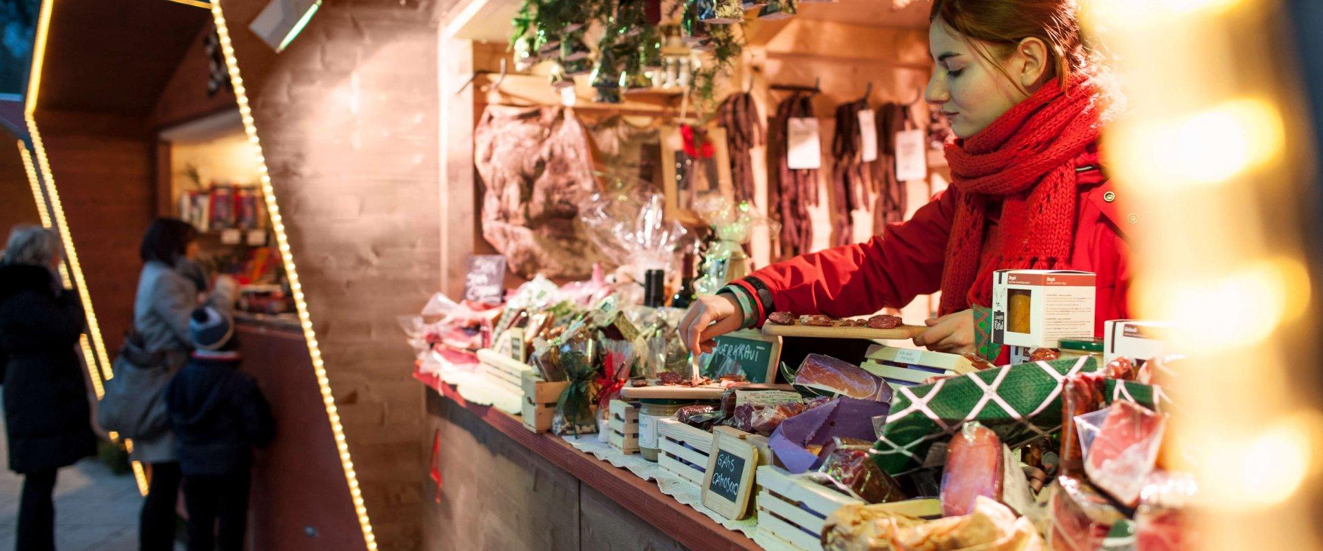 Kastelruther Weihnachtsmarkt & Sant' Ambrogio Fest