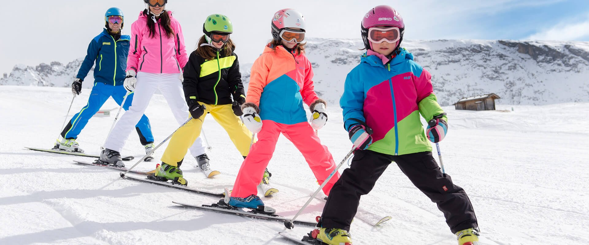 Settimane sci e sole