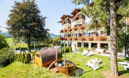 Hotel Solaia – Garden pleasure week