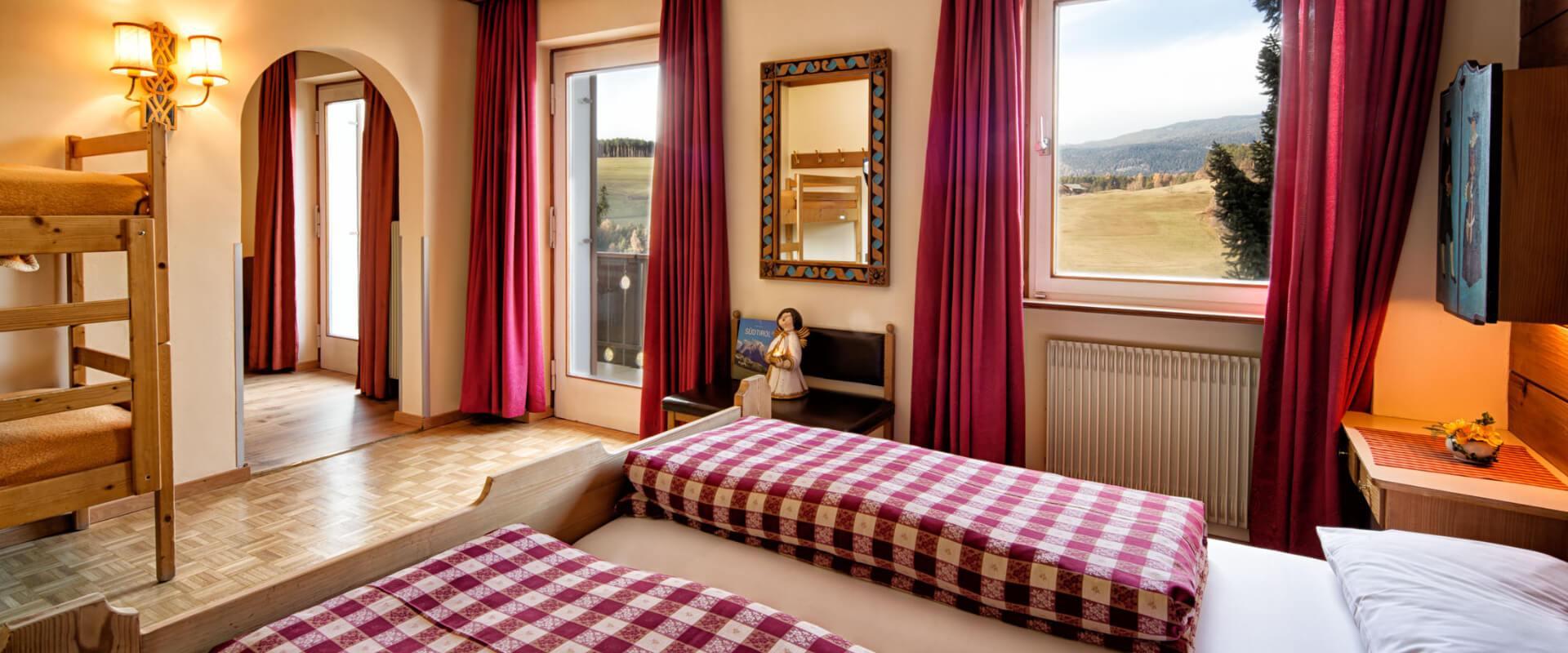 Ferienwohnungen in Kastelruth – Hotel Solaia