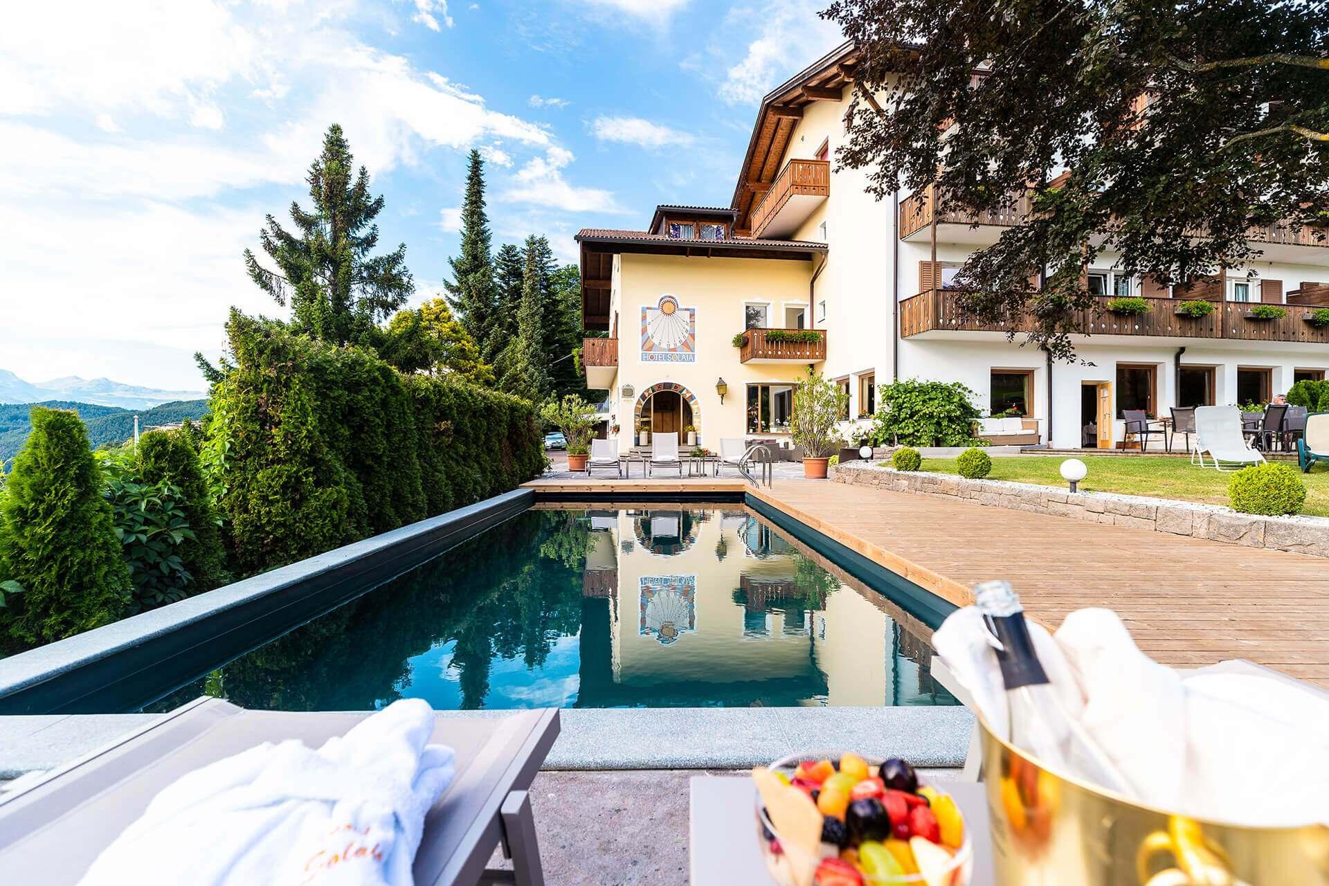 Hotel Solaia – Zimmer und Ferienwohnungen in Kastelruth