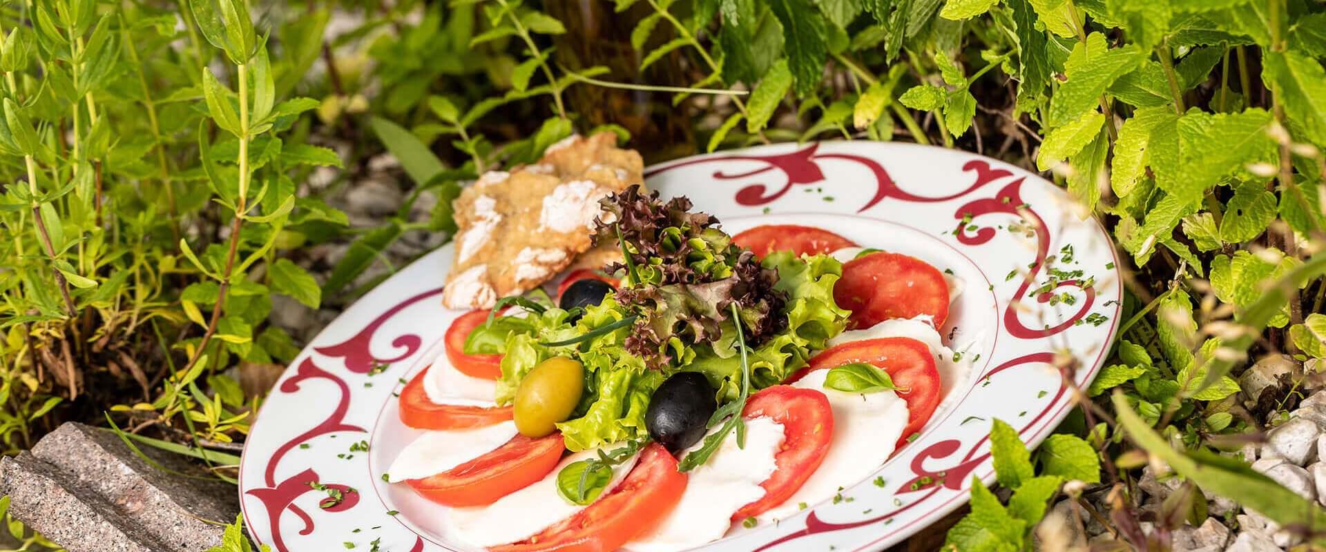 Caprese – italienische und kulinarische Küche